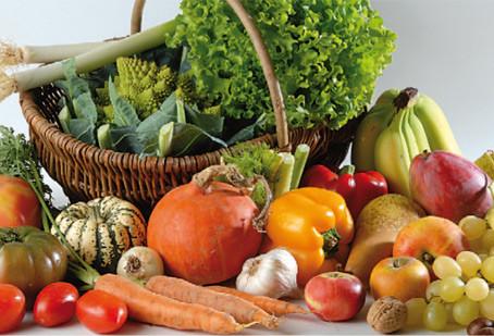 Légumes et fruits : variez les plaisirs en respectant les saisons