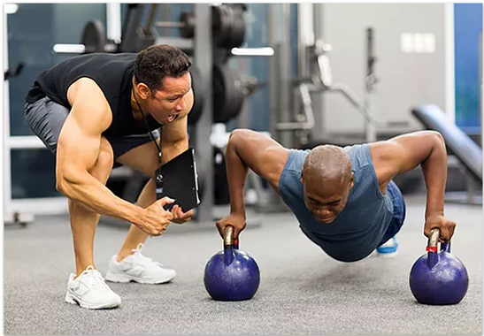 Técnios para manuteção preventiva fitness