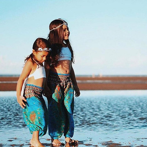 Kind Kids Bohemia Harem Yoga pants