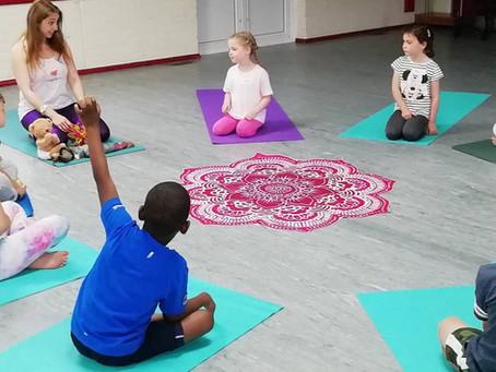 Kind Kids yoga & Mindfulness introduction Blog