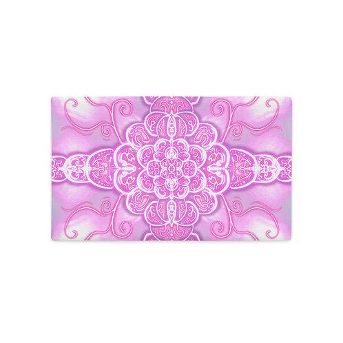 Divine feminine rising pillow case
