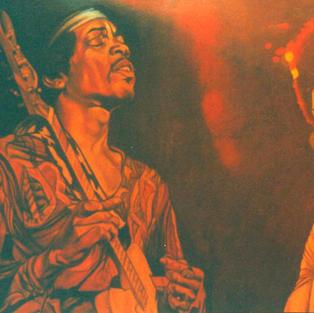 Jimi Hendrix Elecrtic Lady Studio