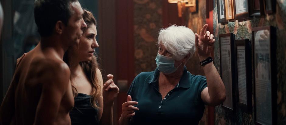 """Finaliza el rodaje de la película """"Dos"""" de Mar Targarona"""