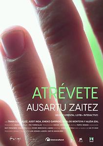 242-poster_Atrévete _ Ausartu zai