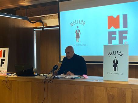El NIFF crece en programación, secciones, sedes, jurados, premios y jornadas en su tercera edición.