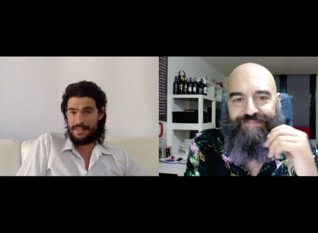 Encuentro virtual con Oliver Laxe