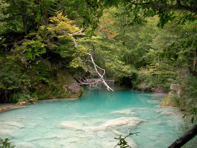 Nacimiento del Río Urederra