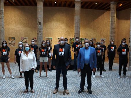 Cita con el cine social desde hoy en la segunda edición del Navarra International Film Festival