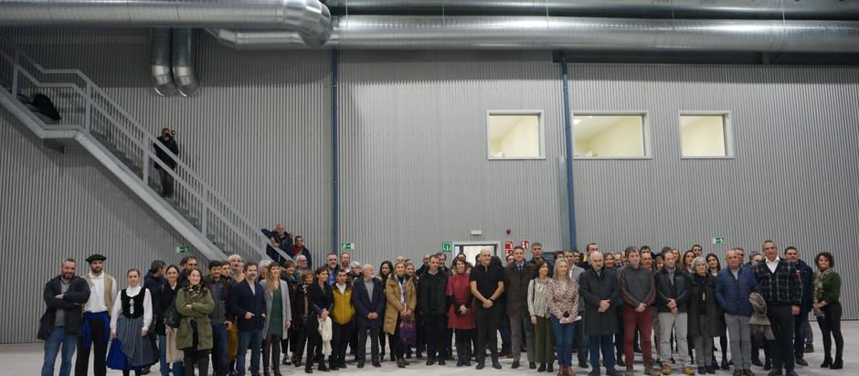 Abren sus puertas Estudios Melitón, los primeros platós de cine construidos en Navarra