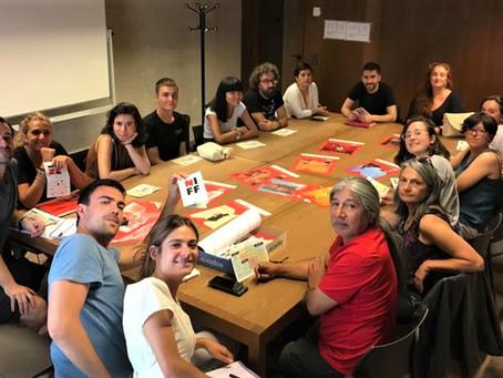 Campaña de voluntariado NIFF 2020