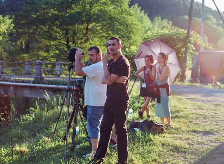 """Seleccionados al taller """"Filmando en Navarra con Oliver Laxe"""""""