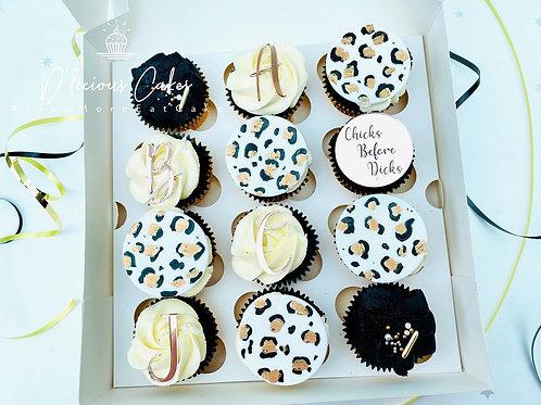 Cupcake Add-On Keepsake Initials