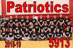 Team Picture Patriotics 2019