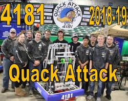 Team Picture Quack Attack 2019