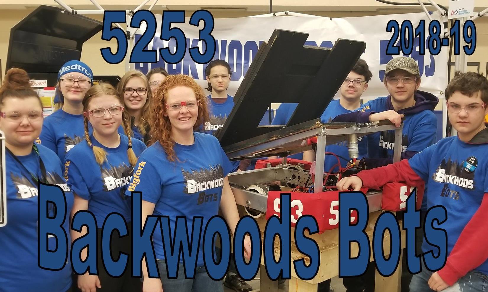 Team Picture Big Fork  2019