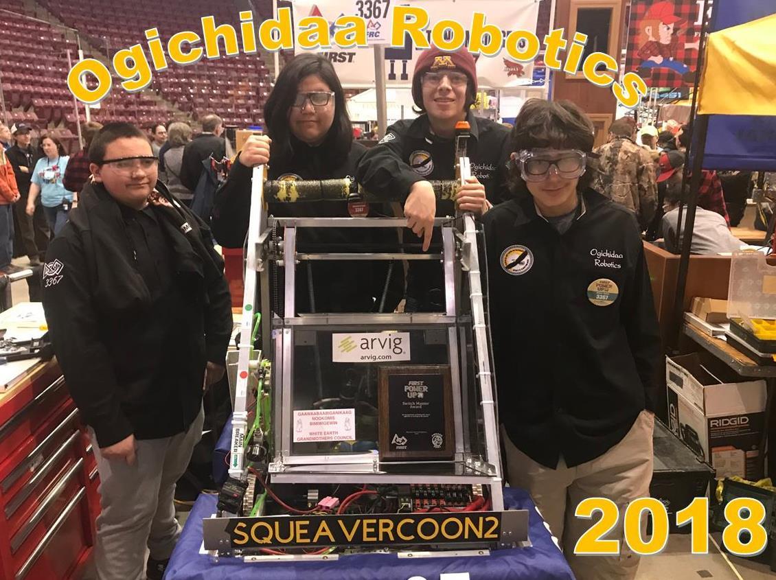 COLA Team Picture 2018