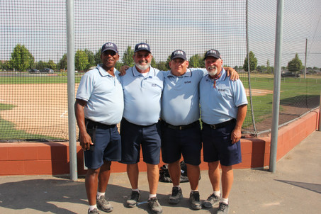 We have the best Umpires available!