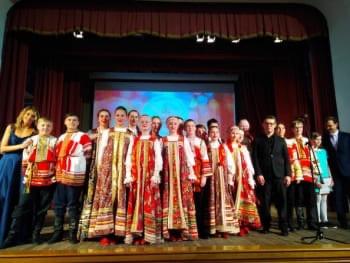 Конкурсное прослушивание состоялось в Полевском.