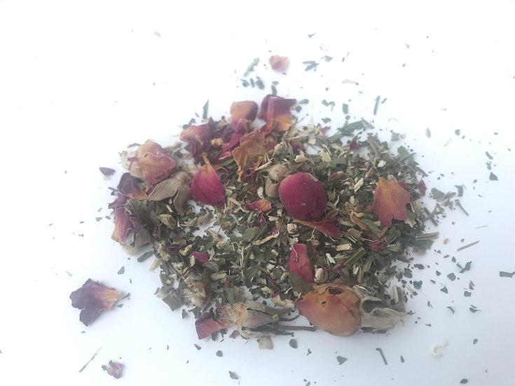 Tulsi, Rose & Marshmallow Tea