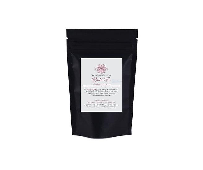 Botanical Bath Tea