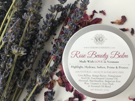 21 Ways To Use Our Rose Beauty Balm