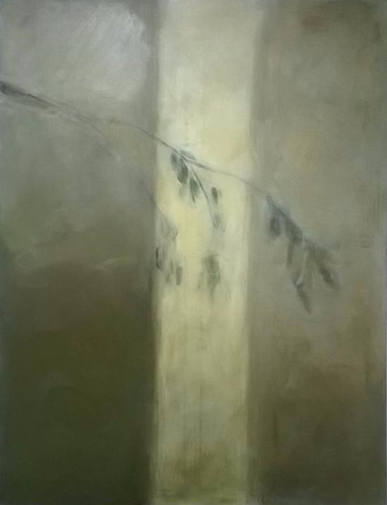 Paysage-branche, 116x89