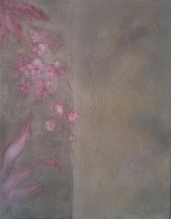 Rose,92x73