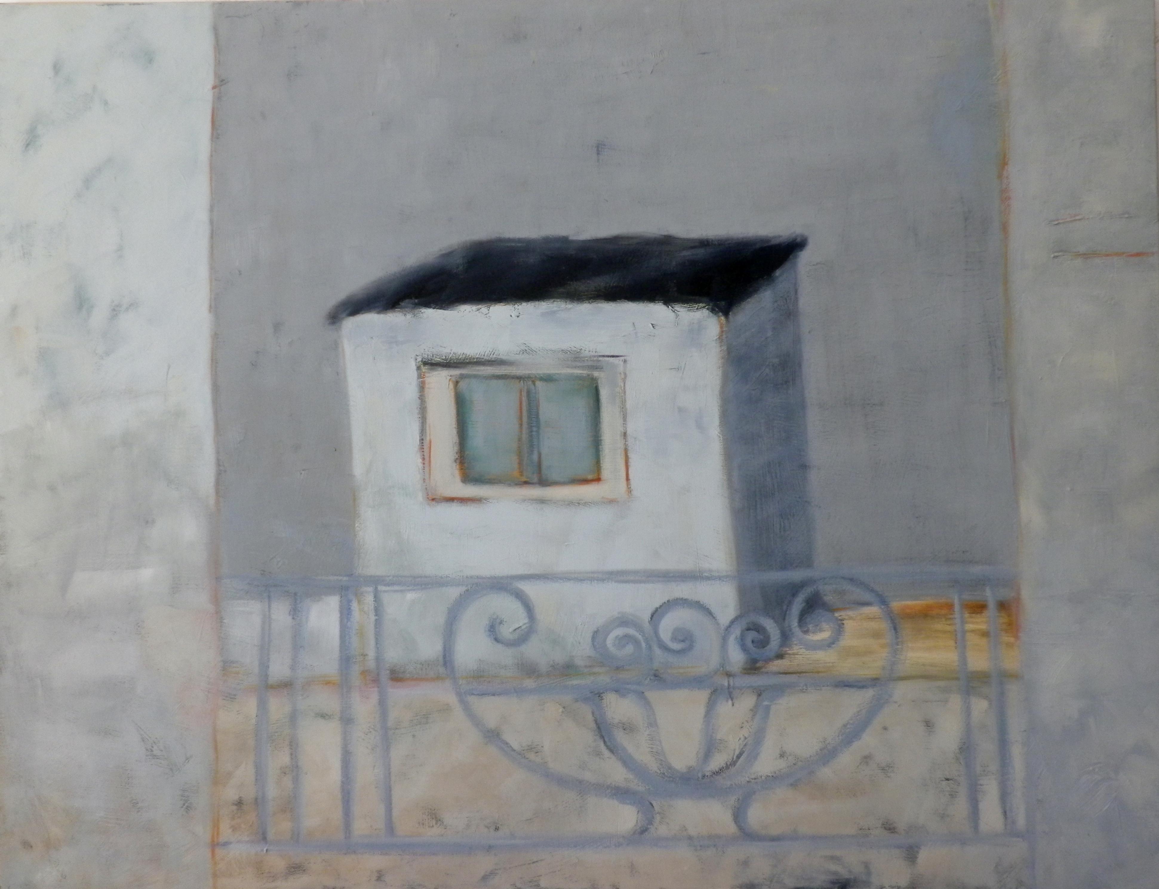 Par la fenêtre, 89x116