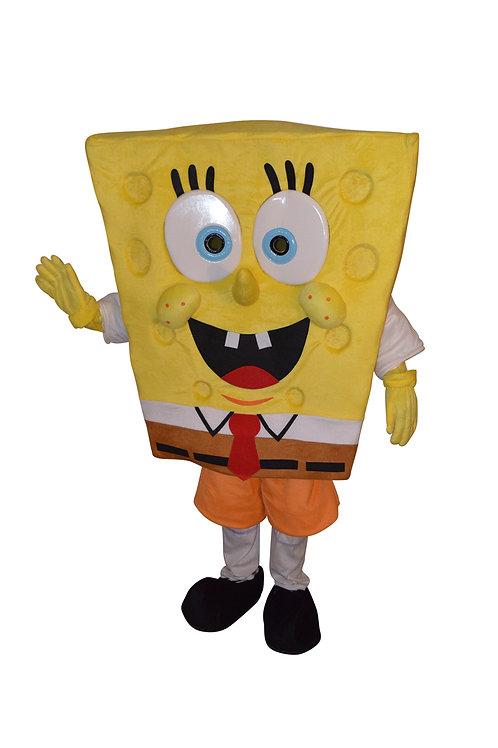 Sponge Bob Costume Rental