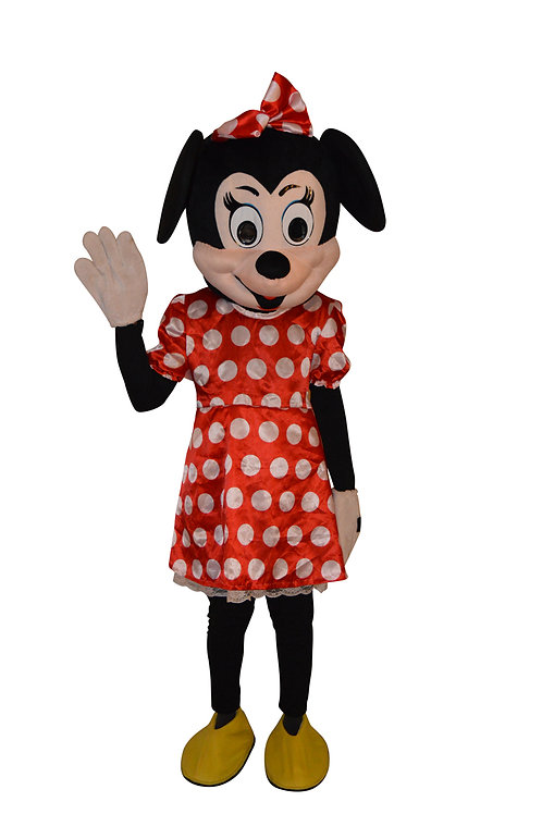Minnie Mouse Costume rental