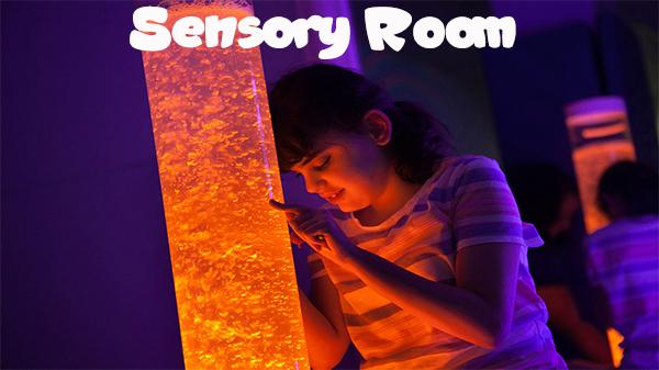 sensory room slider