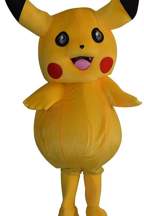 Pokemon costume rental