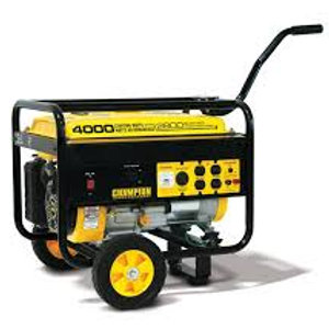 4000 Watt Generator rental