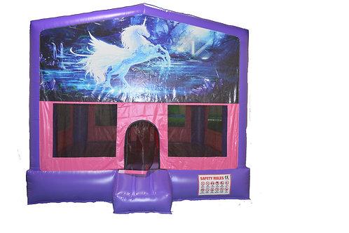 Unicorn Bouncy castle upgrade