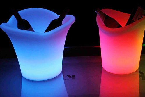 LED glow Ice bucket