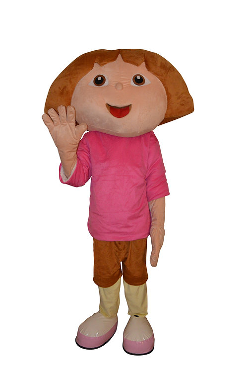 Dora Costume rental