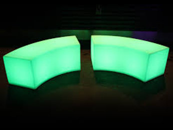 LED Benches/seats