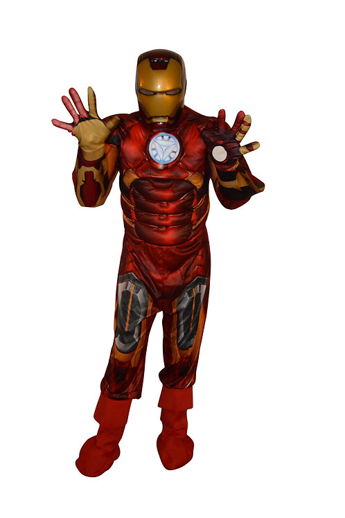 Ironman Costume rental