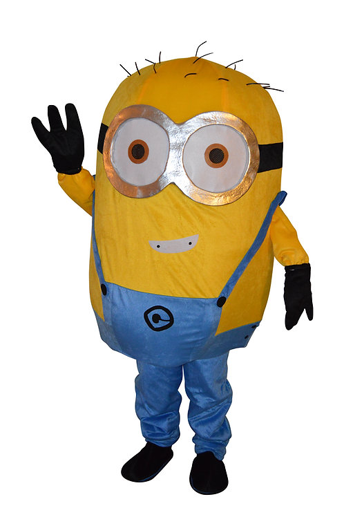 Minion Costume rental