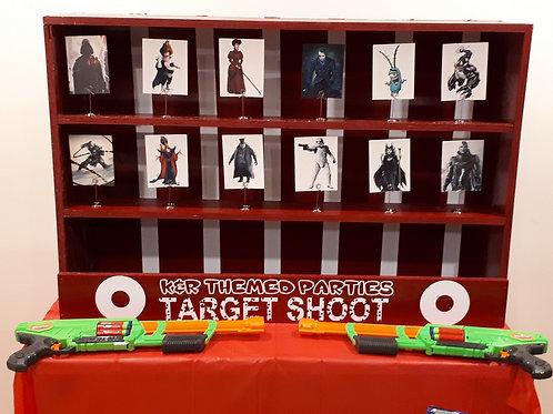 Target shoot game