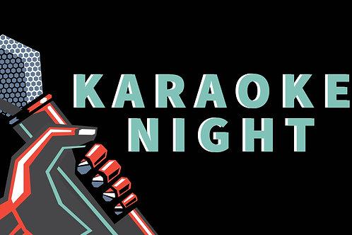 Glow Karaoke Package
