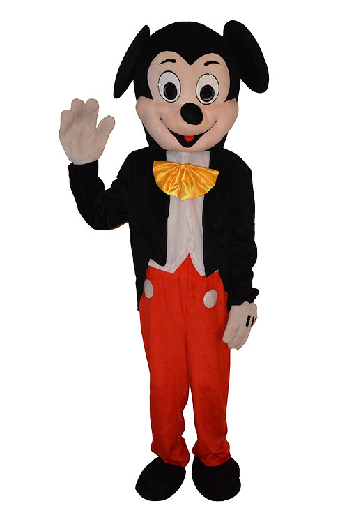 Mickey Mouse Costume rental