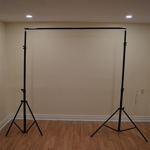10 by 10 backdrop stand