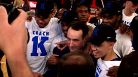 """CBS Sports - """"Men Of March - Duke"""""""