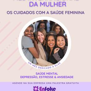 Março - Mês Internacional da Mulher