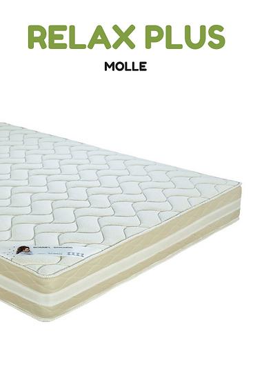 Relax Plus | Materasso Molle Bonnel
