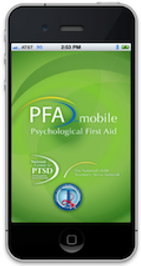 Psychological First Aid App