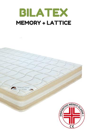 Bilatex   Materasso in Lattice + Memory