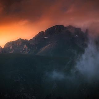 Горы Архыза