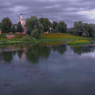Церковь на Москва-реке